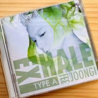 EXHALE TYPE A CD + DVD